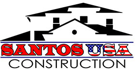Santos USA Construction, logo